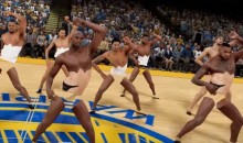 Youtuber Creates Disturbing 'NBA 2K16′ Face Swap; Turns Players Into Dancing Cheerleaders (Video)