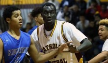6'9″ 30-Year-Old Illegal African Immigrant Caught Playing HS Basketball in Canada (Video)