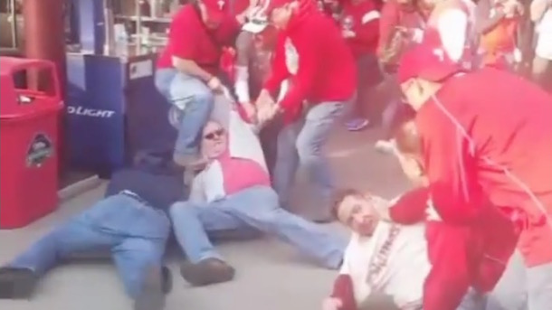 old man brawl at phillies home opener