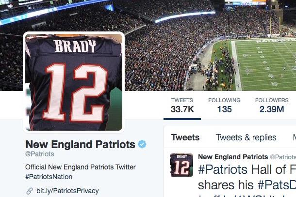 patriots troll nfl brady 12 twitter avatar