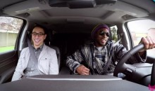 Richard Sherman Goes Undercover As A Lyft Driver (Video)