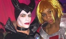 Serena Williams and Her Guests Really Went All-Out for Her Costume Party (Pics)