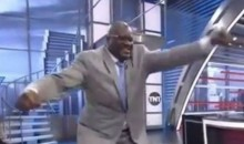 Shaq and Charles Barkley Introduce New Dance Called 'The Gorilla Dab' (Videos)