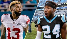 Josh Norman Says He Doesn't Care About The Matchup With Odell Beckham (Video)