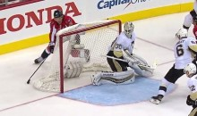 TJ Oshie Overtime Wrap Around Gives Capitals Game 1 Win…After Replay Review (Video)