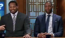 "Robert Horry To T-Mac Wanting 1 Of His 7 Rings: ""Nah, You Got To Earn It"" (Video)"
