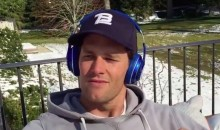 Tom Brady Posts Yet Another Genuinely Funny Facebook Video (Video)