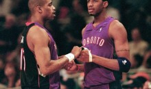 "Tracy McGrady Tells Vince Carter: ""I Wish I Had Stayed"" In Toronto (Video)"