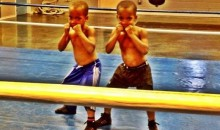 Meet the Grandy Twins, 7-Year-Old Twin Boxing Prodigies (Videos)