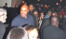 A Warriors Fan Tried to Fight Charles Barkley at a Bar