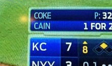 Yanks-Royals Game Features 'Coke-Cain' Matchup: Twitter Goes Nuts