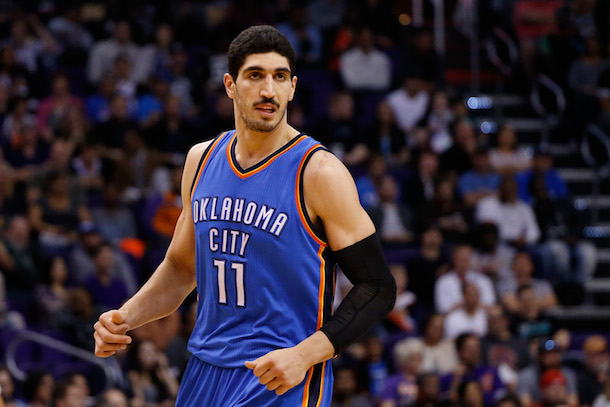 Enes Kanter wants to become U.S. citizen, received death threats