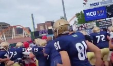 FDNY-NYPD Fight Each Other At A Charity Football Game (Video)