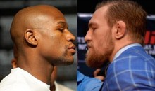 Mayweather Is Offering McGregor $50M to Fight on NYE