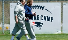 Bill Belichick's Son, Steve, Joins Pats Coaching Staff, Also Loves Hoodies (Pic)