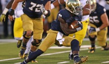 Former Notre Dame RB Declared Brain Dead One Day After Shooting