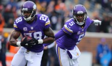 Adrian Peterson Says Bridgewater Reminds Him Of Tom Brady Because Of His Mediocre Passes