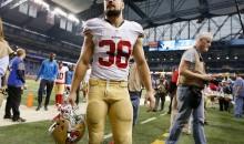 49ers' Jarryd Hayne Announces Retirement to Pursue Olympic Dream