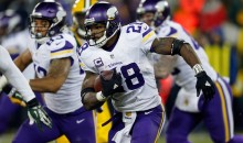 "Adrian Peterson Says The Vikings Can Win The Super Bowl Now ""Sit Back & Watch, This Year"""