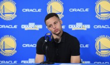 "Fox Sports' Jason Smith: ""Steph Curry Is The NBA Version Of A System QB"" (Audio)"