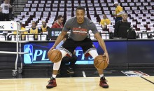 Trail Blazers SG C.J. McCollum Says Old-Timers Can 'Catch These Hands' If They Dislike Their Mouthguards