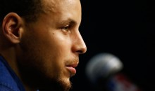 "Steph Curry: ""This Isn't How We're Going To Go Out."" (Video)"