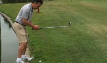 Here's the Best Golf Blooper You'll See All Year (Video)