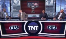 'Inside the NBA' Crew Rips Charles Barkley's Acting in 'Space Jam' (Video)