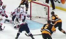 Jay Beagle Diving Stick Save Kept Capitals Alive in Overtime…Well, For a Few Minutes Anyway (Video)