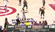 "Hubie Brown During Cavs-Hawks Broadcast: ""Get Down In There, Jerk Off The Defender"" (Video)"