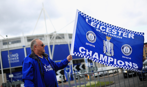 Reactions to Leicester City's Premier League Title Success