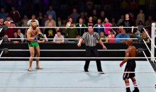 Floyd Mayweather vs. Conor McGregor Gets the WWE 2K16 Treatment (Video)