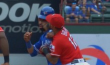 Jim Ross Announces Rougned Odor Punching Jose Bautista (Video)