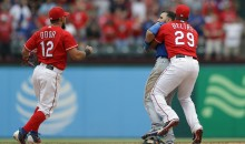 MLB Suspends Rougned Odor, Jose Bautista, Others in Rangers-Blue Jays Brawl