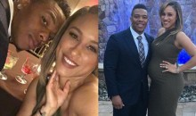 Ray Rice and His Wife Janay Are Having a Baby (Pic)