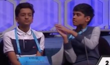 Spelling Bee Co-Champ Nihar Janga Taunts Opponent, Is a Savage (Video)