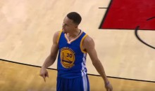 Steph Curry's Record-Setting OT Performance Leaves Blazers Owner in Shock (Videos)