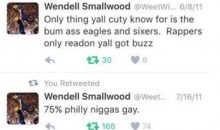 Wendell Smallwood Trashed Philly on Twitter Before Being Drafted By Eagles (Tweets)