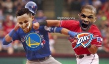 Internet Reacts to OKC's Game 1 Win Over Warriors With Hilarious Memes