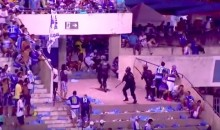 Brazilian Soccer Match Ends in a Giant Riot, Sending Five to the Hospital (Video)