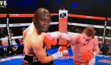 Social Media Reacts To Khan Being Knocked Out By Canelo