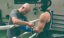 Conor McGregor Spotted Boxing at LA Gym: Is Mayweather Fight Coming? (Pic)
