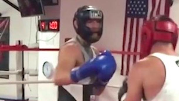 conor mcgregor boxing copy