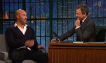 "Derek Jeter Trolls ""Soft"" Red Sox Fans on 'Late Night' (Video)"