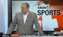 Sports Anchor Goes Off On Female News Anchor For Trying To Do His Job (Video)