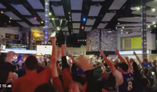 Watch As Philadelphia 76ers Fans Erupt After Team Wins NBA Draft Lottery (Video)