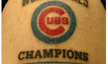 Cubs Fan Guarantees World Series Win By 2019 With A Tattoo