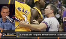 Former NBA Referee Tim Donaghy: '100 percent of NBA Refs Gamble' (Video)