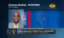Barkley: LeBron, Kawhi are Better All-Around players than Curry; Klay Guards The Best PG's Every Night'