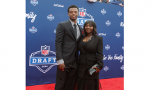 Eli Apple's Mom Wouldn't Let Him Wear a Rolex to the NFL Draft Because He's An 'Unemployed College Dropout'